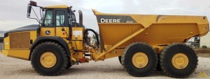 Deere 410E Articulating Off Road Dump Truck