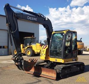 Deere 75G Excavator