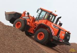 Doosan DL300-5K Wheel Loader