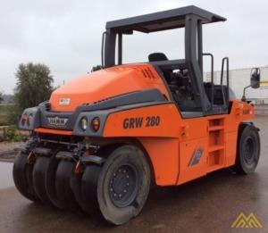 Hamm GRW 280-10 Pneumatic Tire Roller