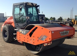 Hamm H 11i Single Drum Smooth Roller