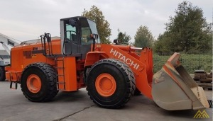 Hitachi ZW370 Wheel Loader