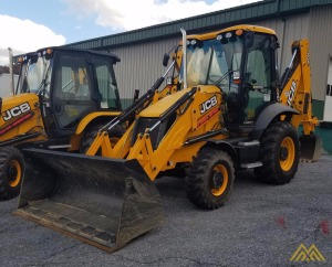 JCB 3CX14 Backhoe Loader