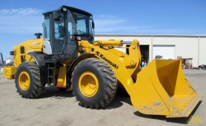 KCM 70Z7 Wheel Loader for Sale in Texas