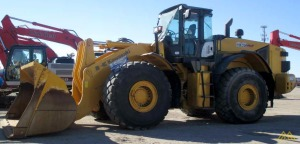 KCM 95Z7 Wheel Loader for Sale