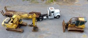 Komatsu PC200-7 Crawler Excavator