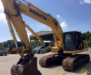 Komatsu PC210LC-10 Crawler Excavator