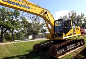 Komatsu PC290LC-10 Crawler Excavator