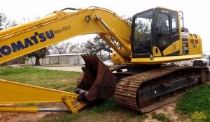 Komatsu PC290LC Crawler Excavator