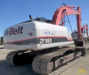 Link-Belt (LBX) 210 X2 Excavator