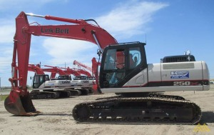 Link-Belt (LBX) 250 X3 Excavator