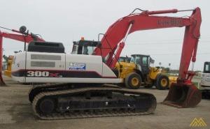 Link-Belt (LBX) 300 X3  Excavator
