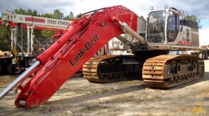 LInk-Belt LBX 700 LX Crawler Excavator