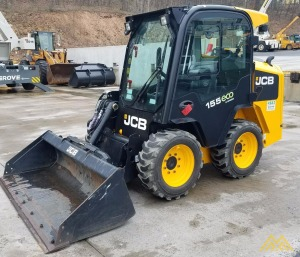 Low Hr JCB 155 Skid Steer for Sale