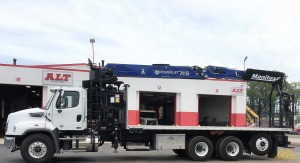 NEW 2019 Manitex POWERLIFT 74S 4-Ton Drywall Delivery Crane