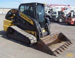 New Holland C238 Skid Steer