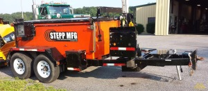 Stepp SPHD3.0 Asphalt Patcher