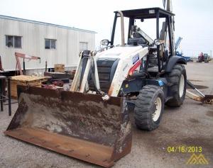 Terex TX760B Backhoe Loader