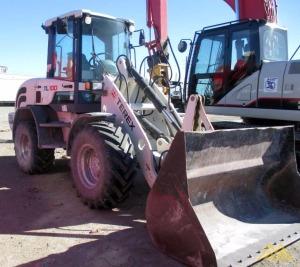 Used 2011 Terex TL100