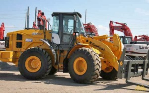 Used 2013 KCMA 80Z7 Wheel Loader
