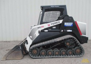 Used 2013 Terex PT-70