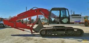 Used 2014 Link-Belt Excavators (LBX) 210 X3