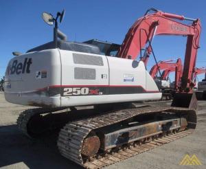 Used 2014 Link-Belt Excavators (LBX) 250 X3