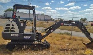 Used 2014 Terex TC35
