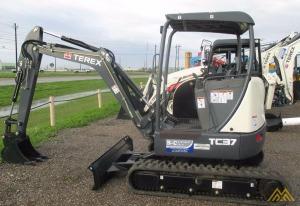 Used 2014 Terex TC37