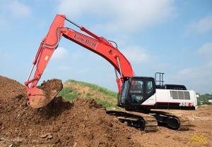 Used 2015 Link-Belt Excavators (LBX) 350 X4