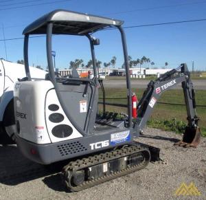 Used 2015 Terex TC16
