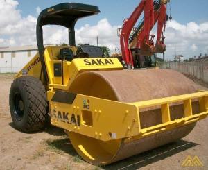 Used Sakai SV505D-I Roller in Texas