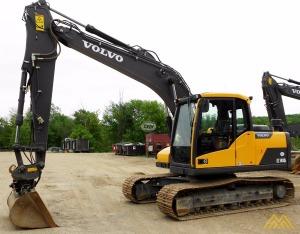 Volvo EC140DL Crawler Excavator