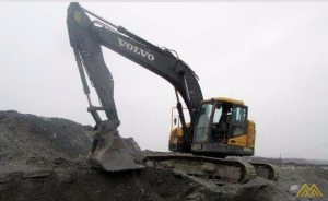 Volvo ECR235C Hydraulic Crawler Excavator