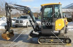 Volvo ECR40D Compact Excavator