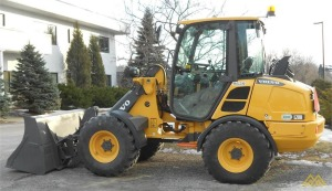 Volvo L20H Wheel Loader
