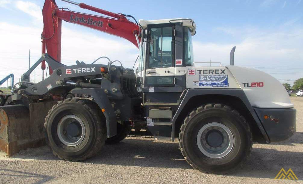Used 2011 Terex TL210 Wheel Loader 1