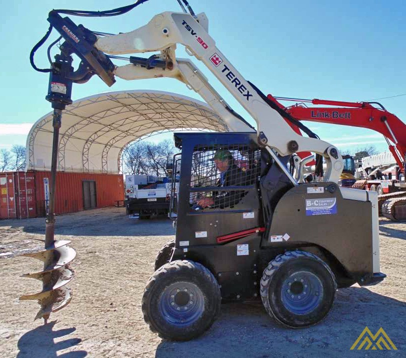 Used 2014 Terex TSV-90 Skid Steer 0