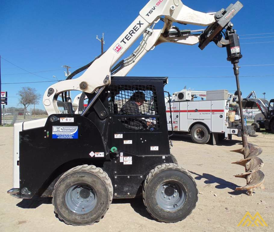 Used 2014 Terex TSV-90 Skid Steer 1