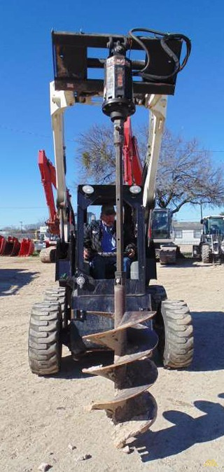 Used 2014 Terex TSV-90 Skid Steer 2