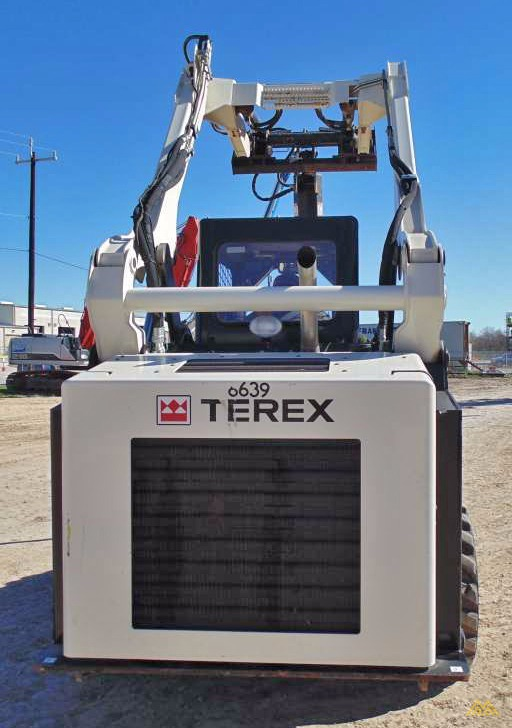 Used 2014 Terex TSV-90 Skid Steer 3