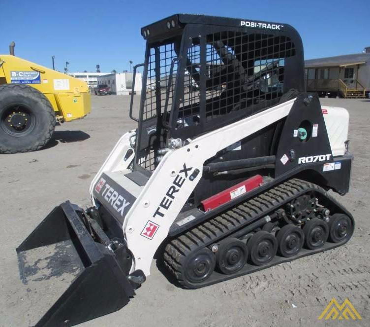 Used 2015 Terex R070T Skid Steer 0