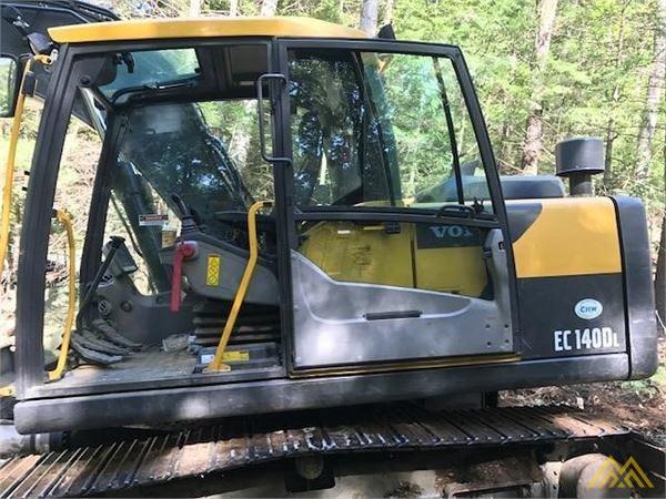 Volvo EC140DL Crawler Excavator 8