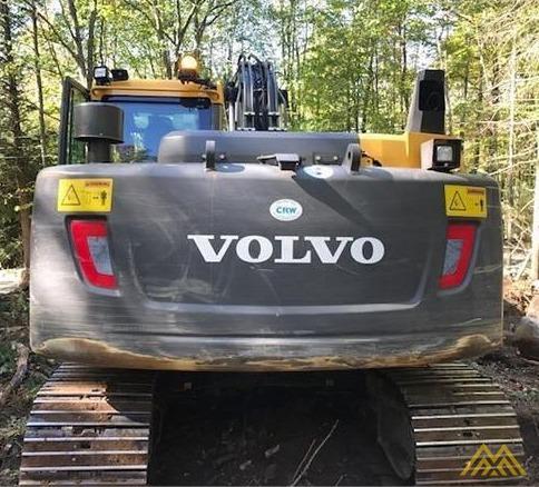 Volvo EC140DL Crawler Excavator 2