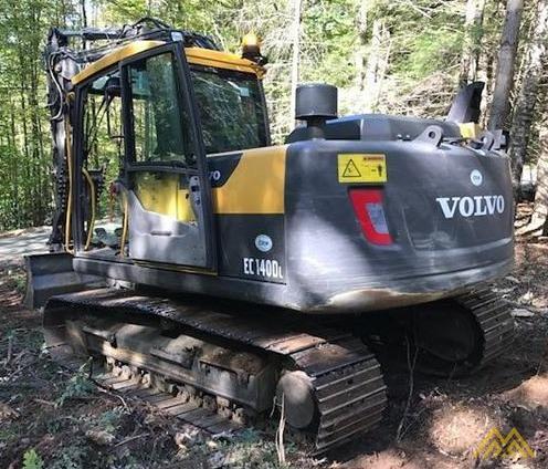 Volvo EC140DL Crawler Excavator 0