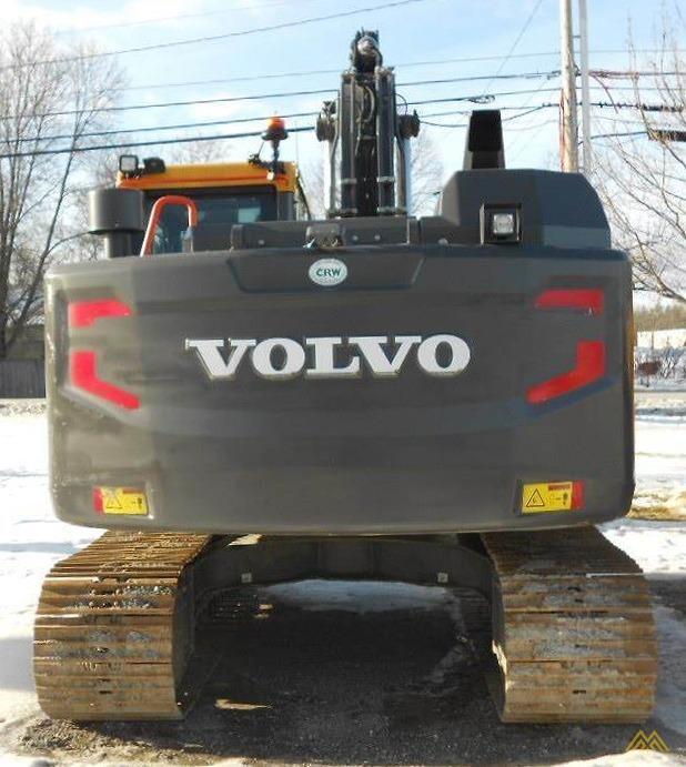 Volvo EC140EL Crawler Excavator 2