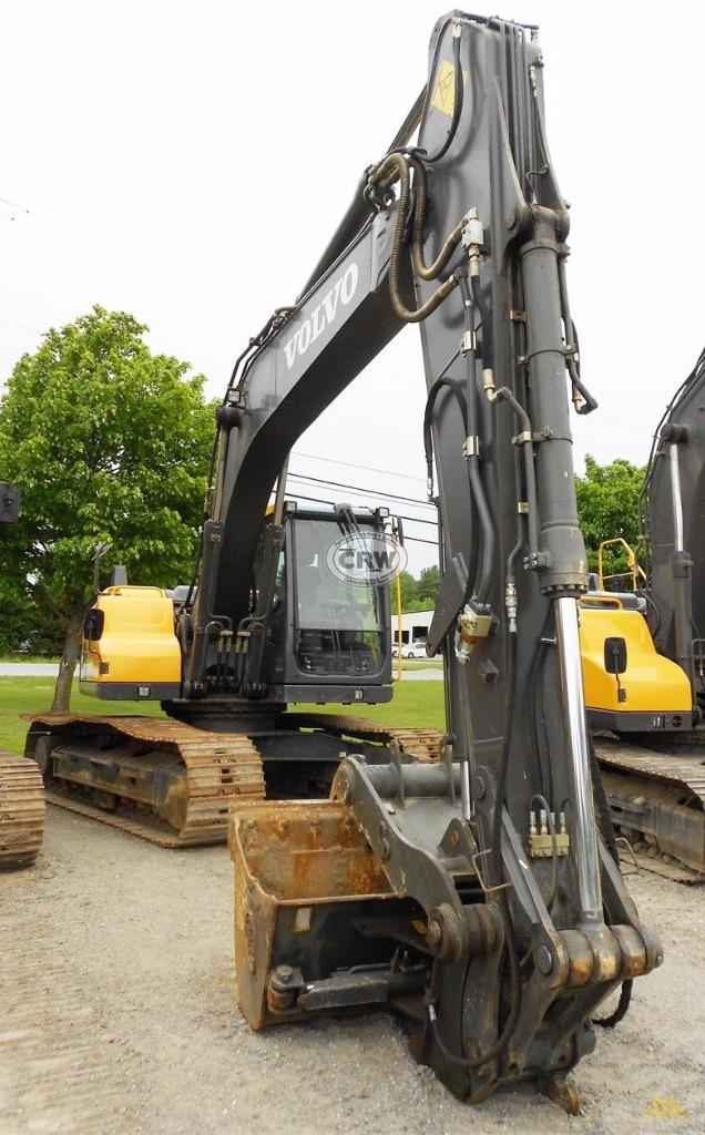 Volvo EC160DL Crawler Excavator 3