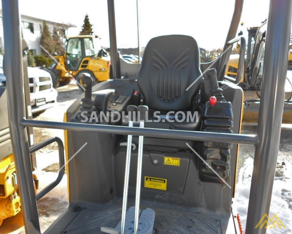 Volvo EC20D Compact Excavator 2