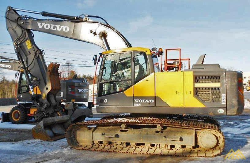 Volvo EC220EL Crawler Excavator 0