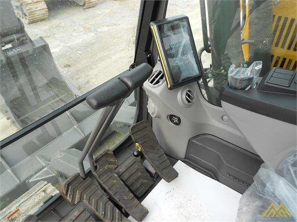 Volvo ECR145EL Compact Excavator 3